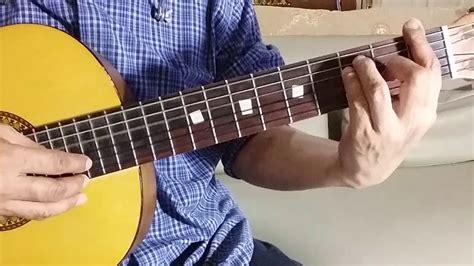 tutorial bermain gitar fingerstyle selamat ulang tahun tutorial gitar fingerstyle cover