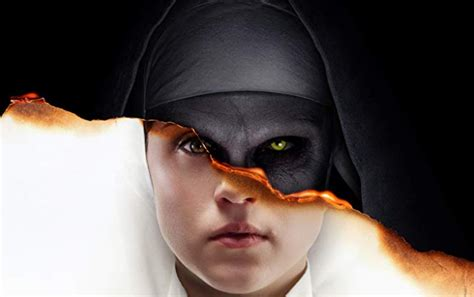 actress in the nun 2018 movie review the nun adds little to the conjuring
