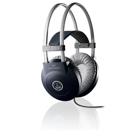 Headphone Akg K77 k77 model discontinued headphones akg acoustics