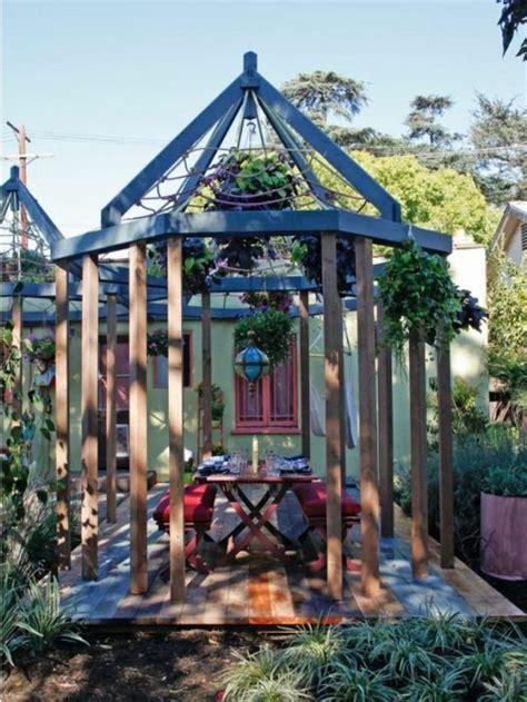 Pavillon Landhausstil by 50 Gartenlauben Aus Holz Gartenpavillon Selber Bauen