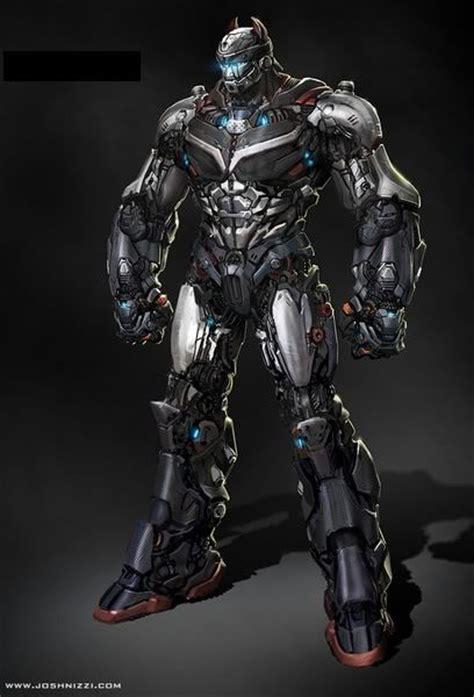 wallpaper batman robot batman mech suit www joshnizzi com mecha bot