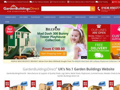Direct Gardening Coupon Code by Garden Buildings Direct Vouchers Discount Codes 7
