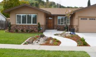 Landscape simple front yard landscaping ideas how to