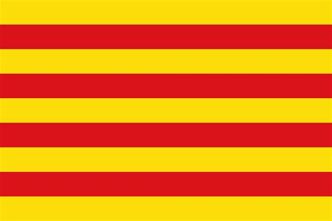 barcelona flag barcelona flags archives spanish trails spanish trails