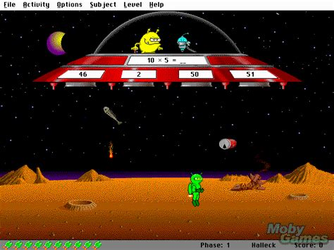 In Search Of Math Blaster Episode One In Search Of Spot Mac My Abandonware