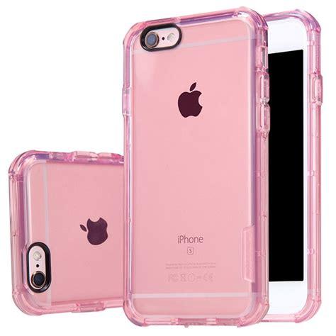 Nillkin Iphnoe 6 Plus 6s Plus carcasa nillkin crashproof para iphone 6 plus 6s plus rosa