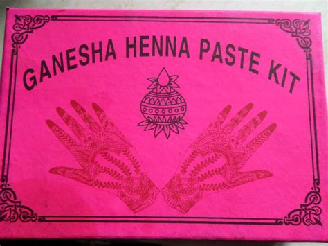 henna tattoos for sale henna kit now for sale at green goddess earth all