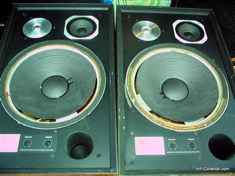 speaker jbl hirizon hifi collector speakers jbl l166 horizon