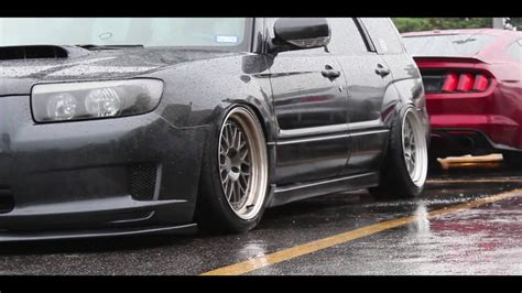 bagged subaru forester bagged forester xti