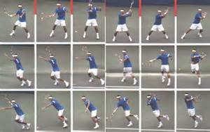 fundamentals of forehand and backhand tennis technique