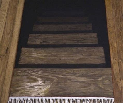 Stairway To Darkness Rug by Staircase Rug Roselawnlutheran