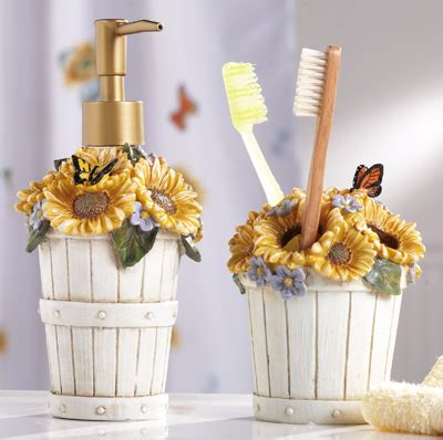 sunflower bathroom sunflower bathroom decor bclskeystrokes