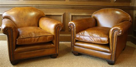 leather chairs  bath  restored leather antique chairs chelsea design leather chairs