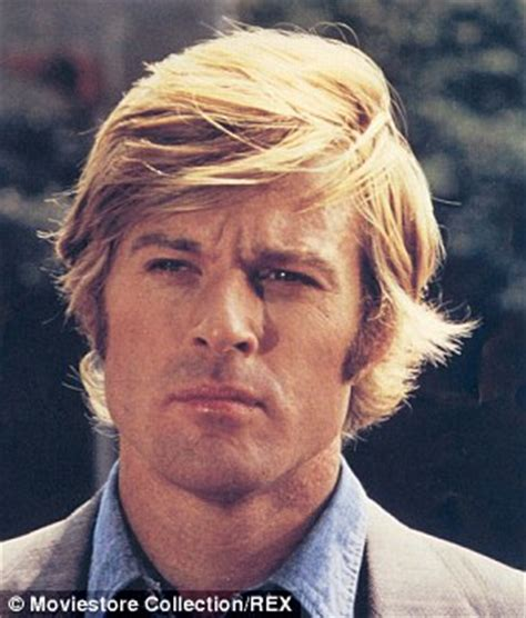 did robert redford dye his hair when he ws young how does robert redford keep such a lustrous head of hair