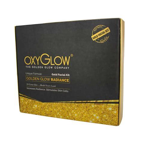 Oxyglow Eye Oxy Glow oxyglow golden glow radiance gold kit buy oxyglow