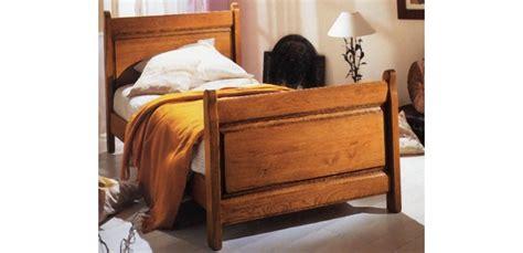 lit pour une personne meubles de normandie