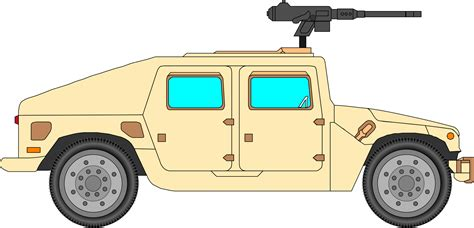 humvee clipart clipart humvee pencil and in color