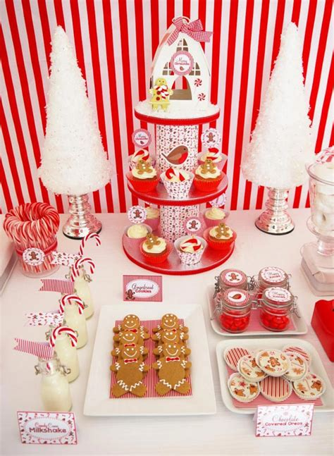 christmas themed baby shower ideas and baby shower