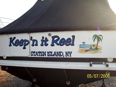 witty fishing boat names the 5 worst boat names ever yachtr