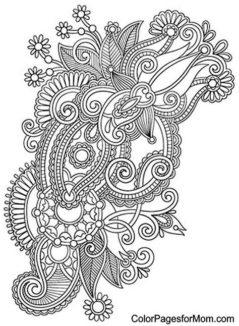 free paisley coloring pages paisley coloring page drawing paisley henna paisley coloring pages paisley