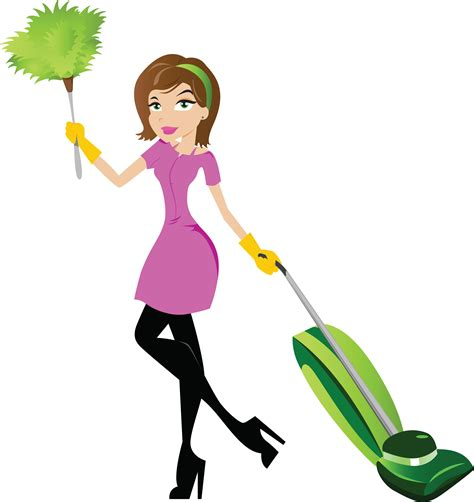 house cleaning images clip art cleaning lady cliparts co