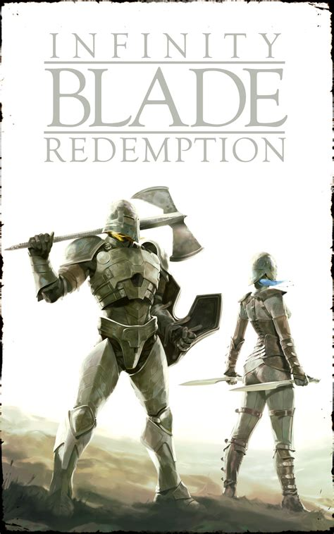 infinity blade book 3 epic