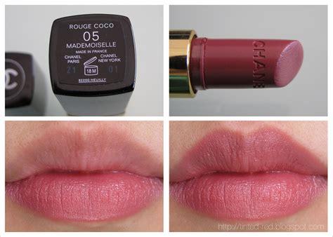 Lipstick Chanel Coco In Mademoiselle 05 cool lip color chanel coco lipstick 05 mademoiselle health