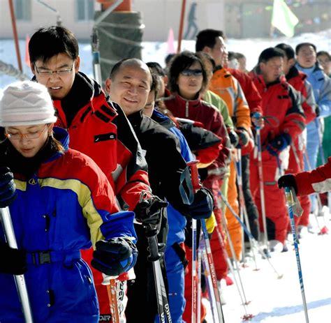 urlaub auf skih tte schweiz chinesen entdecken das skifahren f 252 r sich