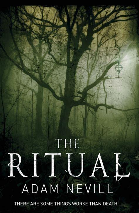 the ritual by adam nevill the last book i read starts