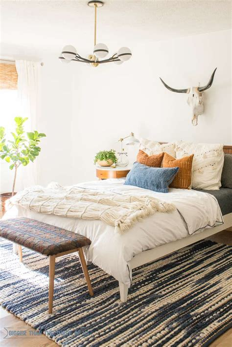 classic mid century master bedroom design with king size mid century bedroom reveal bigger than the three of us