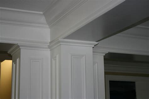 Pictures Of Columns In Living Room by Matot Mouldings Columns Mediterranean Living Room