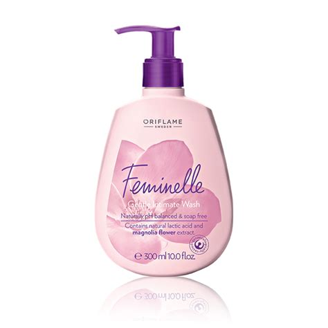Feminelle Mild Intimate Wash oriflame feminelle gentle intimate wash oriflame shop