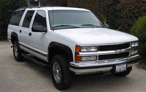 for sale 1999 chevy suburban k2500