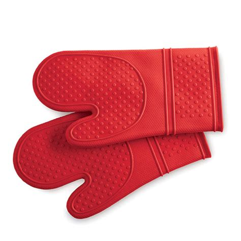 Host Gift Ideas silicone oven mitt set shop pampered chef us site