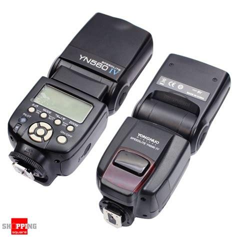 Yongnuo Iv yongnuo yn560 iv wireless flash speedlite for canon nikon shopping shopping
