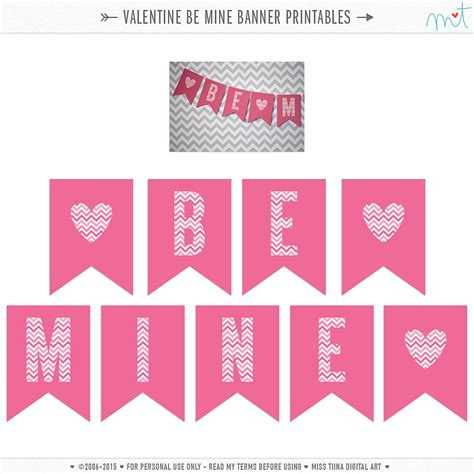 printable children s day banner free valentine s printables
