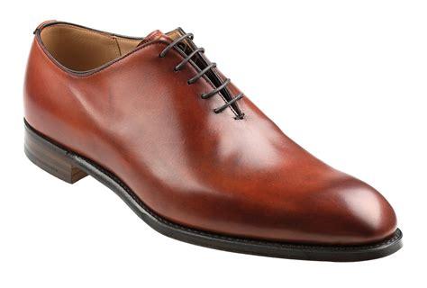 Shoe Bench Uk Addington Chestnut Burnished Calf Wholecut