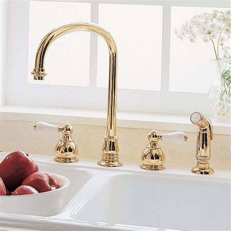 american kitchens faucet american standard hton 2 handle high arc kitchen faucet