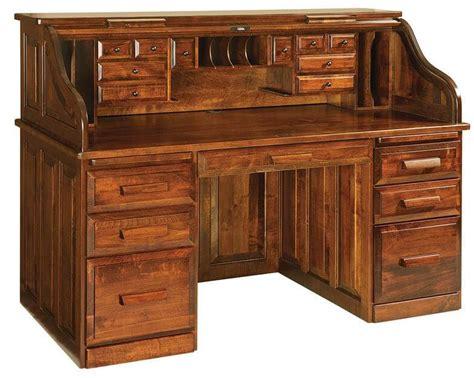 educators handmade roll top desk countryside amish furniture