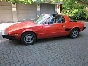 Fiat X 19 Fiat X1 9 The About Cars