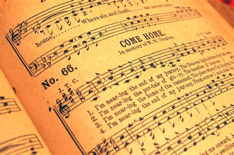 good church hymns