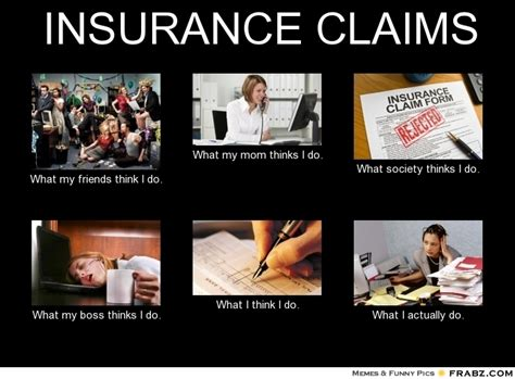 insurance claim meme Gallery