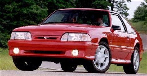 how things work cars 1987 ford e series navigation system the 1993 ford mustang cobra howstuffworks