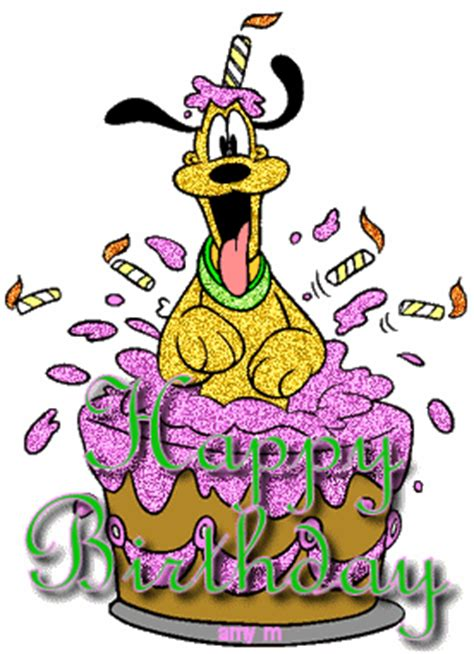 clipart compleanno animate birthday cake gif find on giphy