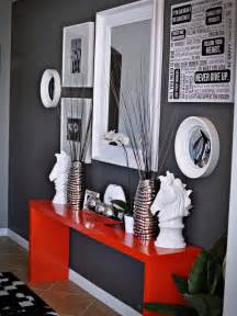 Red Home Accessories Decor by 39 Cool Red And Grey Home D 233 Cor Ideas Digsdigs