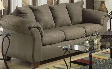 sage microfiber sofa sage microfiber elegant modern sofa loveseat set w options