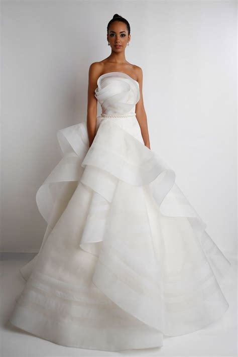 Wedding Dresses Wang by Vera Wang Gray Wedding Dress Www Imgkid The Image