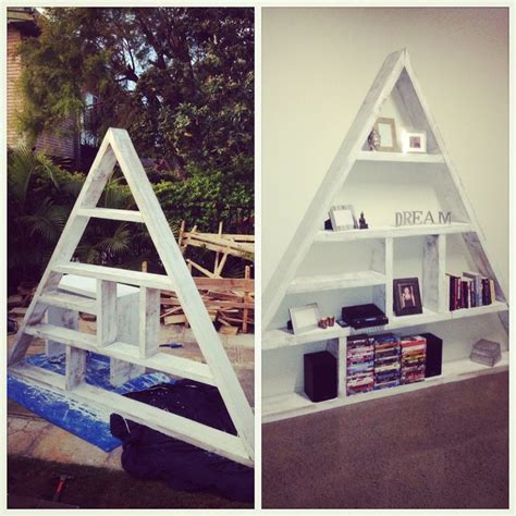 1000 ideas about triangle shelf on shelves