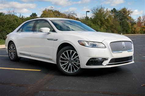 Lincoln Continental Review by 2017 Lincoln Continental Review Auto Car Update
