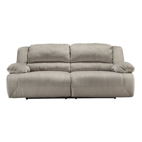 granite sofa ashley furniture toletta fabric reclining sofa in granite